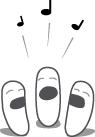 Singing Beans