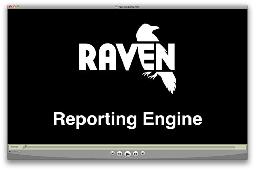 Reporting Engine Screencast